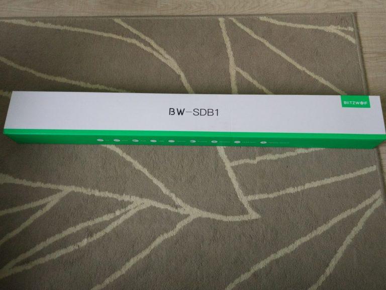 BlitzWolf BW-SDB1 soundbar teszt 2