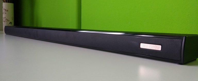 BlitzWolf BW-SDB1 soundbar teszt 5