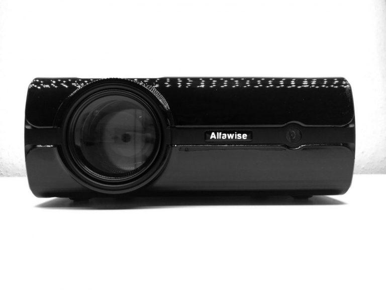 Alfawise A12 projektor teszt 5