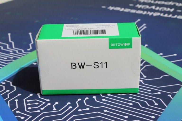 BlitzWolf BW-S11 multiportos töltő teszt 2
