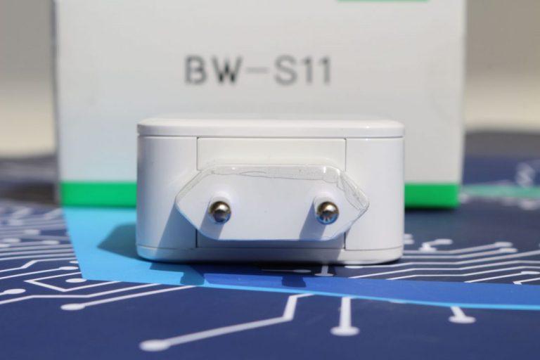 BlitzWolf BW-S11 multiportos töltő teszt 7