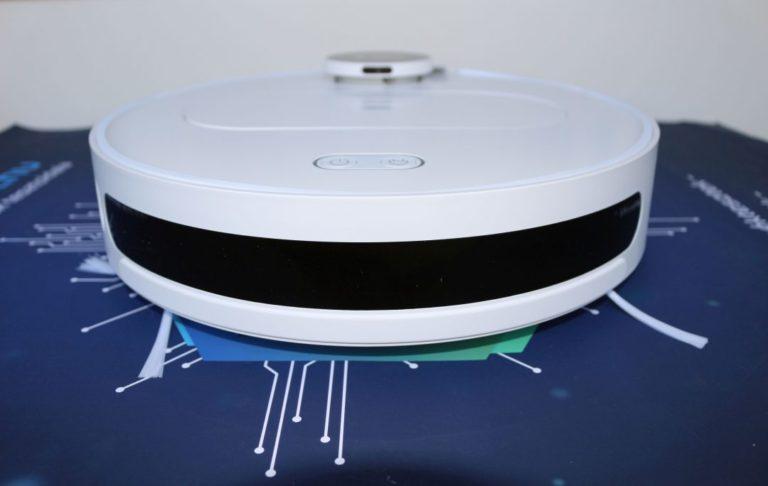 360 S6 robotporszívó teszt 7