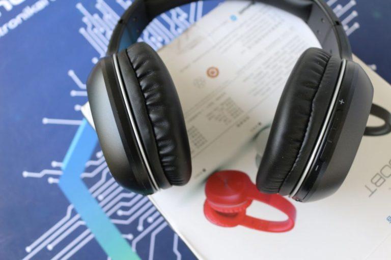 Edifier W800 BT fejhallgató teszt 6