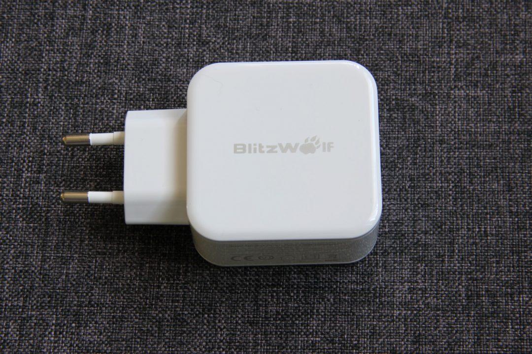 BlitzWolf BW S6 töltőfej teszt | RendeljKínait