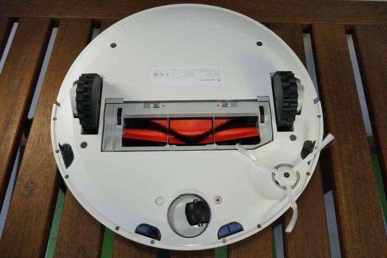 Xiaomi Mi Robot porszívó teszt 17