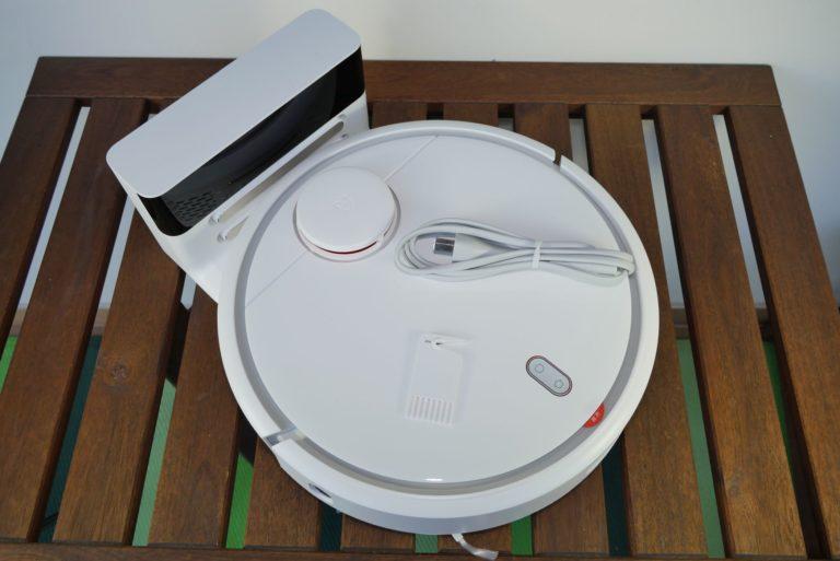Xiaomi Mi Robot porszívó teszt 10