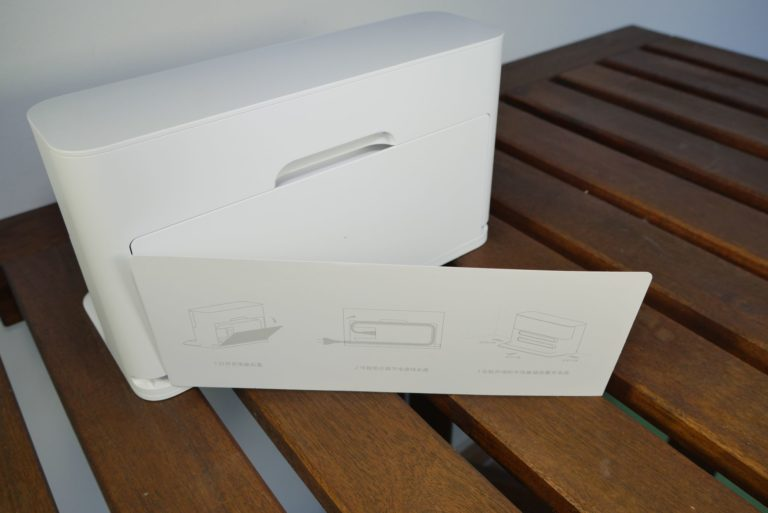 Xiaomi Mi Robot porszívó teszt 9