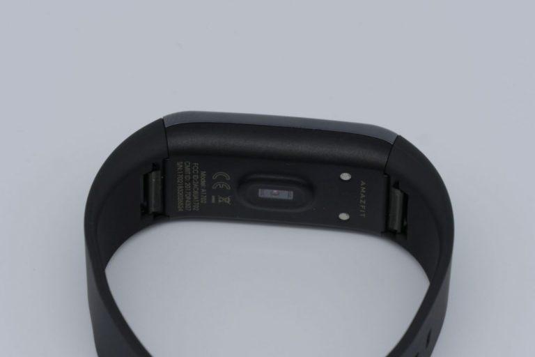 Xiaomi Amazfit Cor okoskarkötő teszt 4