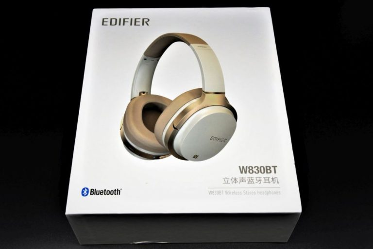 Edifier W830BT fejhallgató teszt 2