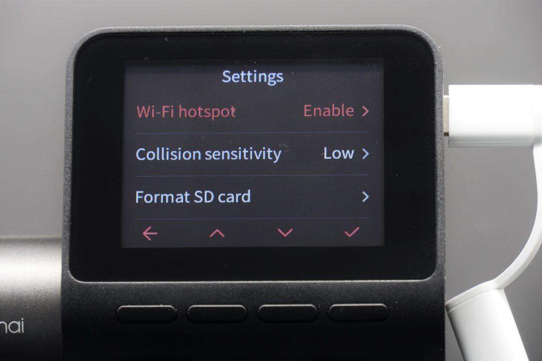 Xiaomi 70mai Pro DVR teszt 2