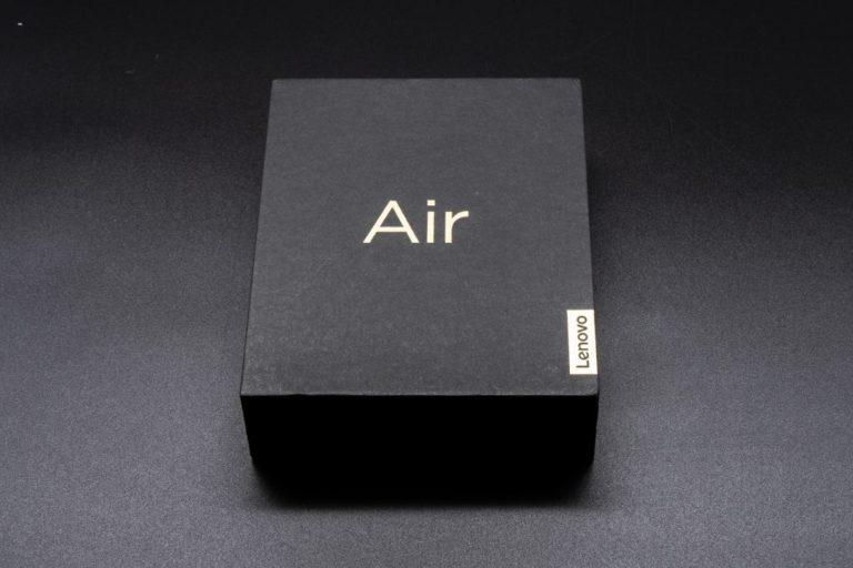 Lenovo Air vezeték nélkül fülhallgató teszt 2