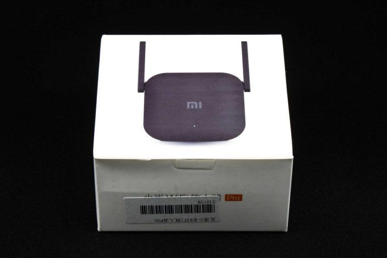 Xiaomi WiFi Amplifier Pro teszt 2