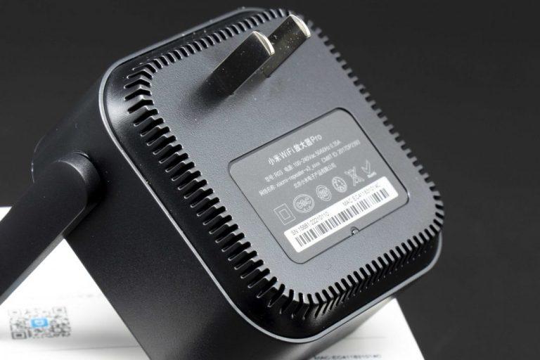 Xiaomi WiFi Amplifier Pro teszt 6