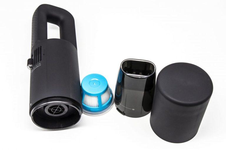 Xiaomi Coclean/Cleanfly autós porszívó teszt 4