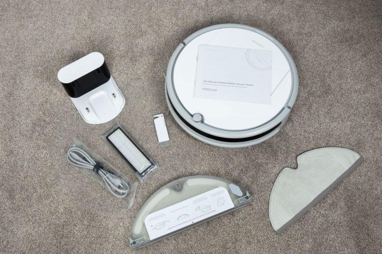 Xiaomi robotporszívók házi versenye 4