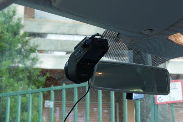 Junsun S590 autós kamera teszt 9