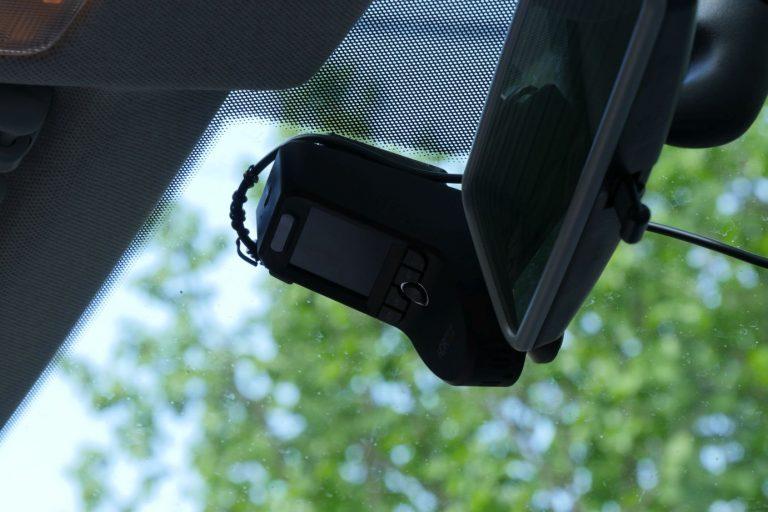 Junsun S590 autós kamera teszt 12