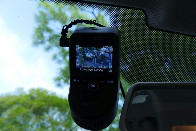Junsun S590 autós kamera teszt 11