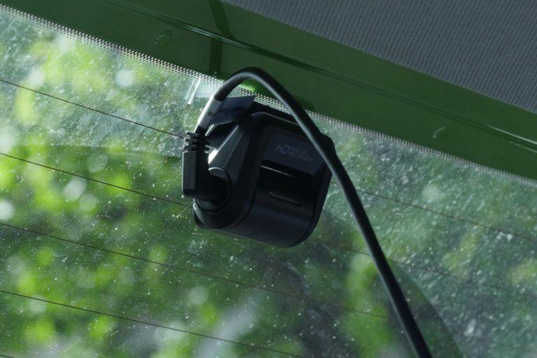 Junsun S590 autós kamera teszt 10