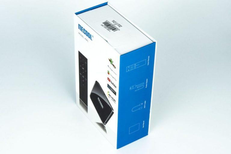 Mecool KM3 TV box teszt 3