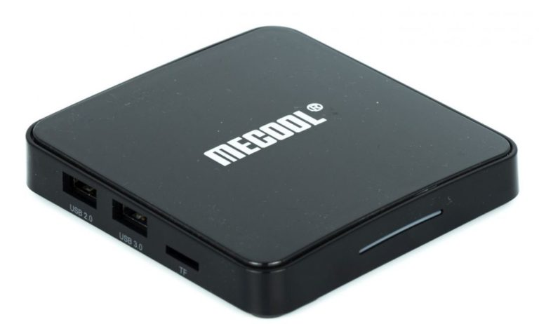 Mecool KM3 TV box teszt 5