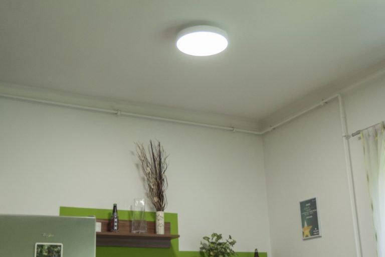 Xiaomi Yeelight mennyezeti lámpák tesztje 25