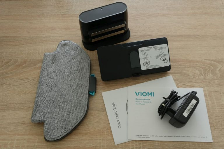 Xiaomi Viomi V2 robotporszívó teszt 4