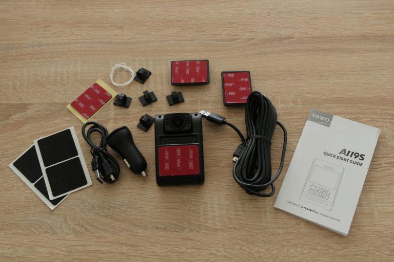 Viofo A119S V2 autós kamera teszt 3