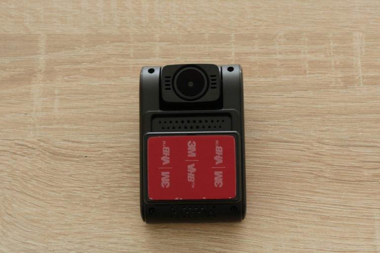 Viofo A119S V2 autós kamera teszt 4