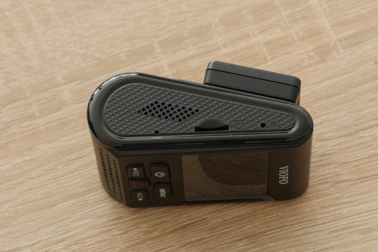 Viofo A119S V2 autós kamera teszt 5
