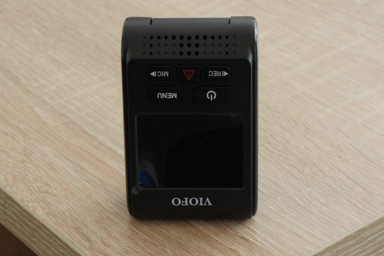 Viofo A119S V2 autós kamera teszt 7