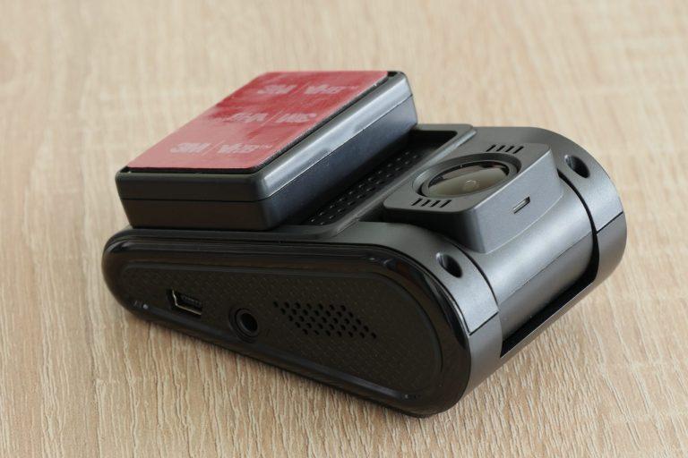 Viofo A119S V2 autós kamera teszt 9