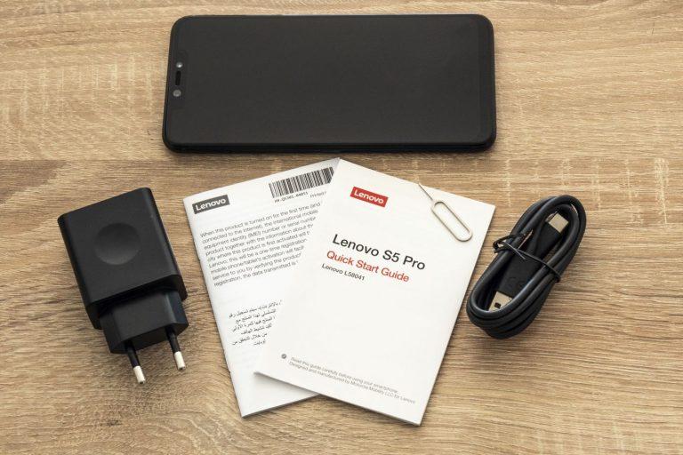 Lenovo S5 Pro okostelefon teszt 14