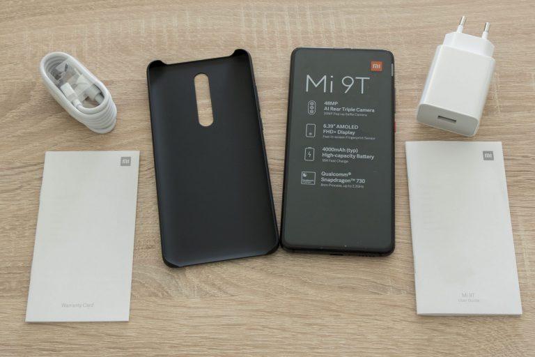 Xiaomi Mi 9T okostelefon teszt 3