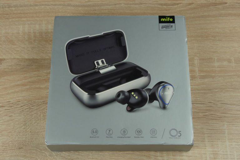 Mifo O5 Professional TWS fülhallgató teszt 12
