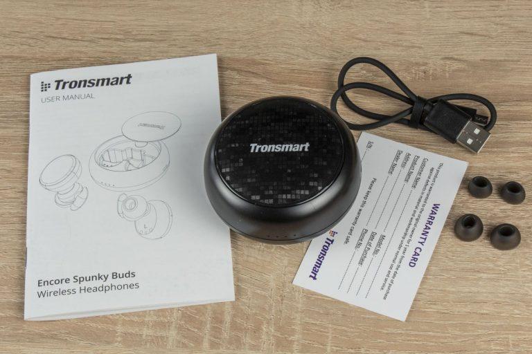 Tronsmart Encore Spunky BT füles teszt 3