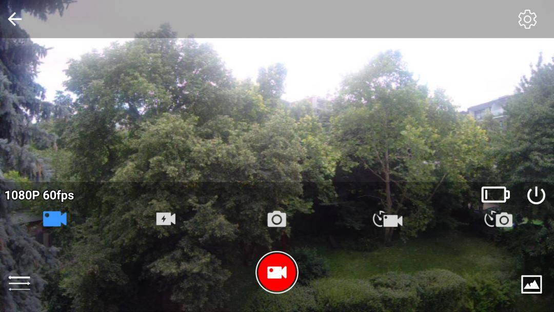 SJCAM SJ8 Plus akciókamera teszt 24