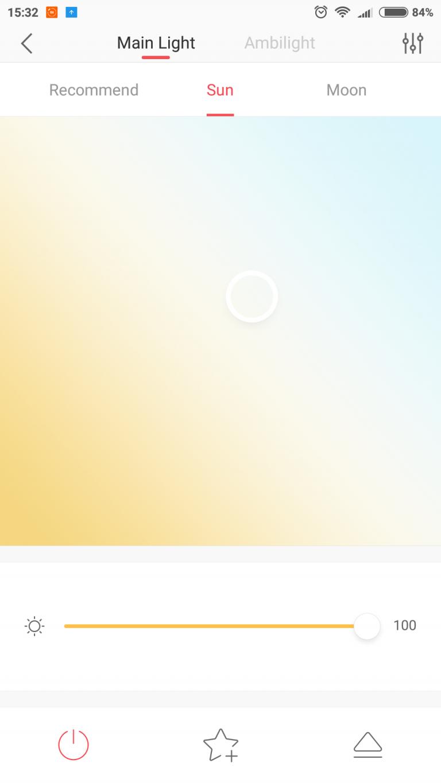 Xiaomi Yeelight mennyezeti lámpák tesztje 12