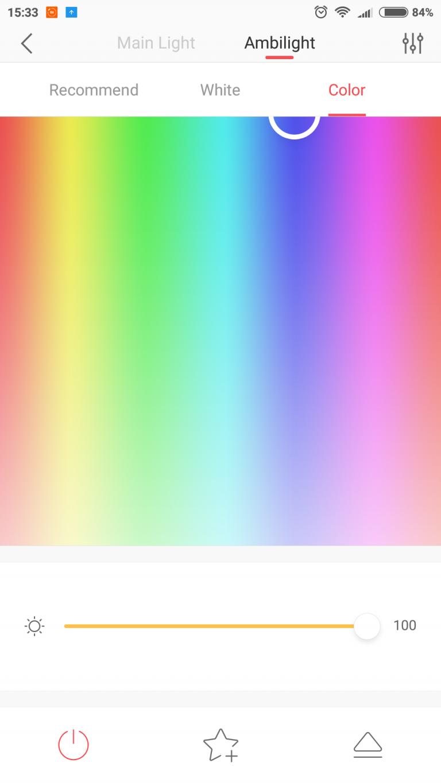 Xiaomi Yeelight mennyezeti lámpák tesztje 13