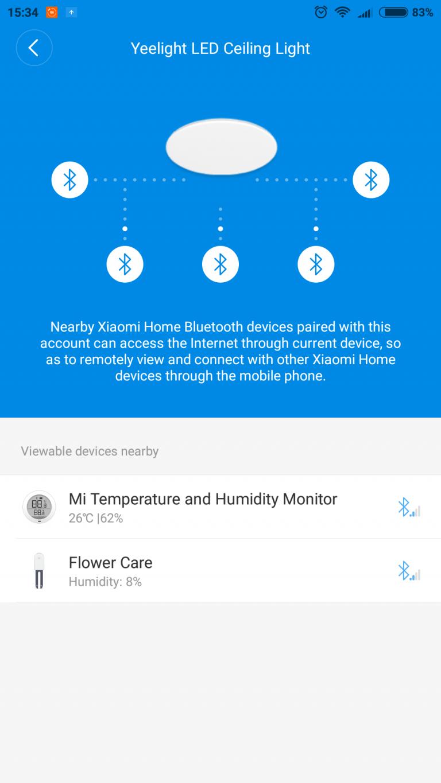 Xiaomi Yeelight mennyezeti lámpák tesztje 16
