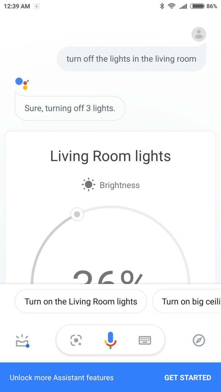 Xiaomi Yeelight mennyezeti lámpák tesztje 17