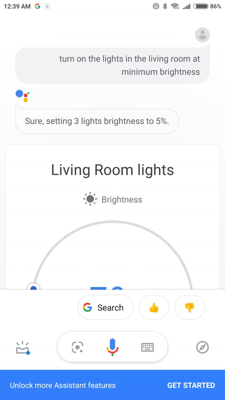 Xiaomi Yeelight mennyezeti lámpák tesztje 18