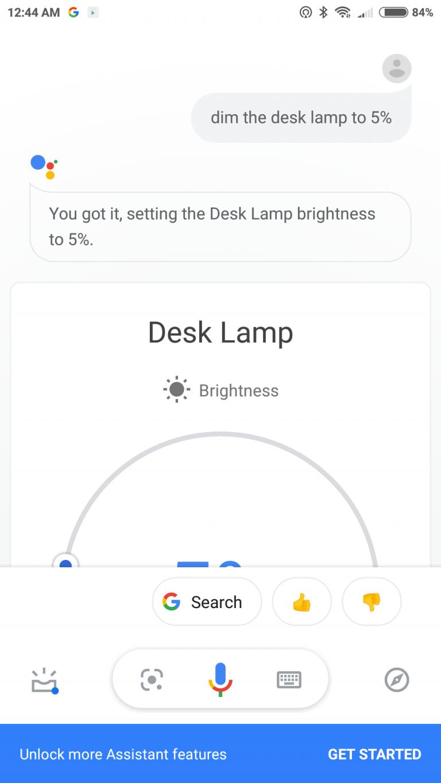 Xiaomi Yeelight mennyezeti lámpák tesztje 19