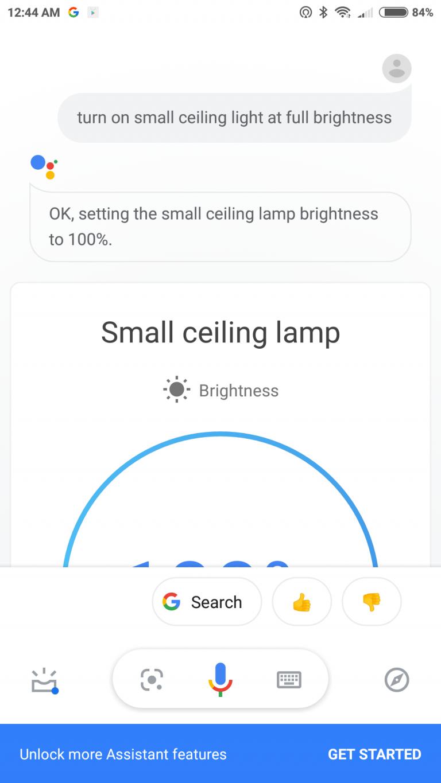 Xiaomi Yeelight mennyezeti lámpák tesztje 20