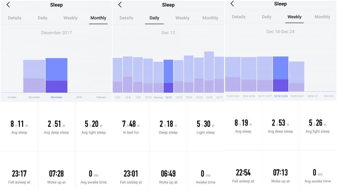 Xiaomi Amazfit Pace 2/Stratos teszt 10