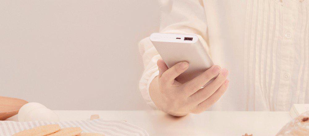 Xiaomi Power Bank 2 (10.000 mAh) teszt 7