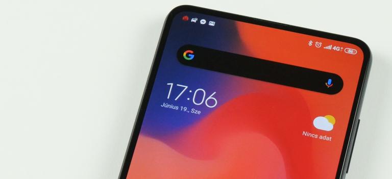Xiaomi Mi 9T okostelefon teszt 12