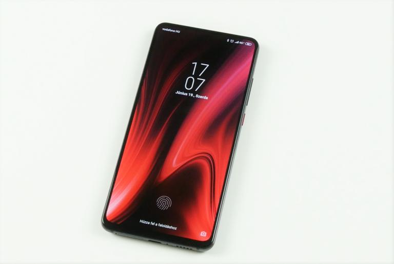 Xiaomi Mi 9T okostelefon teszt 11