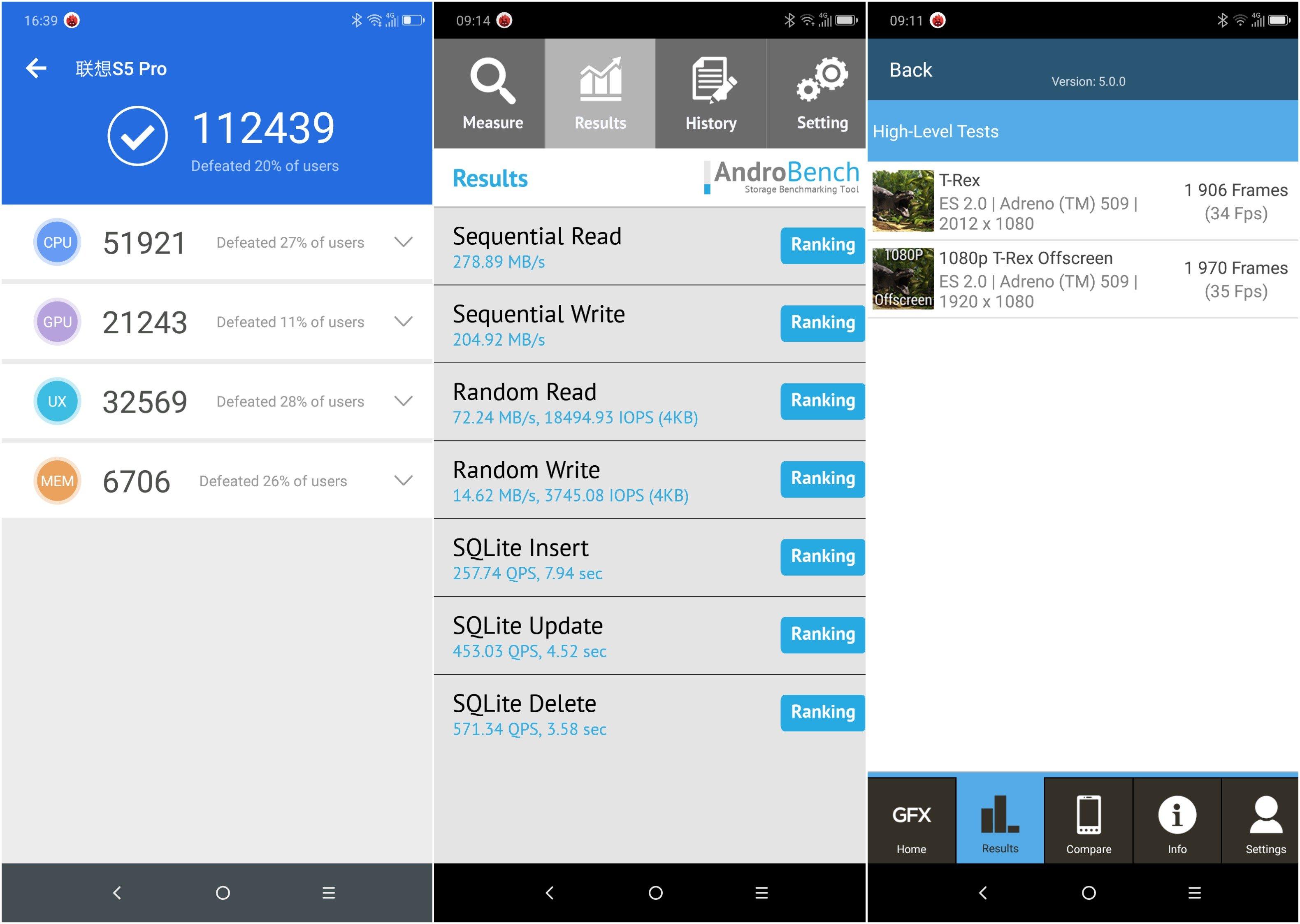 Lenovo S5 Pro okostelefon teszt 4