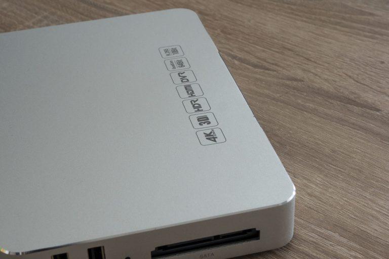 Zidoo Z9S TV Box teszt 6